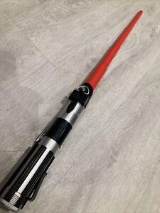 Star Wars Darth Vader Extendable Lightsaber by Hasbro 2010- Star Wars