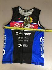 Pactimo Mens Tri Triathlon Top Jersey Medium M  (6910-69)