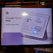 New! Google Home Hub Smart Display AQUA Speaker w 6 Months YouTube Premium