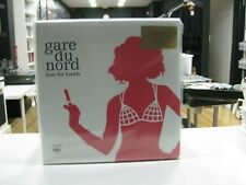 Gare Du Nord 2LP Europe Love For Lunch 2019 Gatefold Limitée Transparent Red