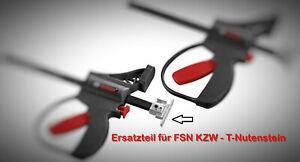 Bosch FSN KZW Professional Klemmzwinge 1600A001F8 Führungsschiene Ersatz T-Nut