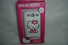 HELLO KITTY***3D CASE FOR SAMSUNG GALAXY S3***ITEM# GS3-HK-4~~~BRAND NEW~~~BOXED