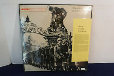 Time Capsule: The March Of Time: World War II, TC 201, 1968 SEALED Radio Play