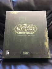 New in Box World of Warcraft Collectors Edition - Burning Crusade