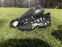 ADIDAS Custom PREDATOR 19.3 FG SOCCER CLEATS F35594 NEW SIZE 10.5 Black Panther