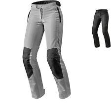 Rev It Airwave 2 Ladies Motorcycle Trousers Womens Motorbike Vented CE Armoured