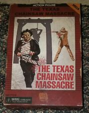 The Texas Chainsaw Massacre NECA Action Figure Box Set Video Game Green NEW WOW