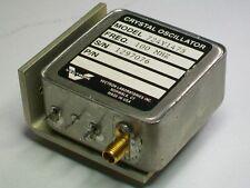 VECTRON crystal quartz efc oscillator 100 mhz time frequency standard 724Y1475