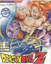 DVD Anime Dragon Ball + Dragon Z + Dragon GT  Complete Series ( 3 box set)