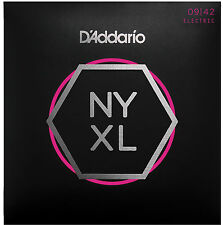 D'Addario NYXL 0942 Electric Guitar Strings - Super Light Set 9-42