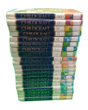 Child Craft Books - 1989 - Lot of 20 (13/15 From Set And 7 Annuals)