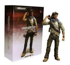 Action Figurine Uncharted 3 Nathan Drake CM Play Arts Kai SQUARE ENIX #1