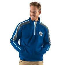 New  Toronto Maple Leafs 1/2  Zip Pullover Jacket Size Small  MSP $69 ____S90