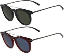 Salvatore Ferragamo Men's Vintage Round Sunglasses SF821S - Made In Italy