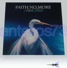"FAITH NO MORE ""ANGEL DUST"" RARE LP 1992 HOLLAND - MINT"