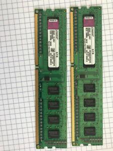 Kingston 2x 4GB KIT DDR3 1066 DIMM