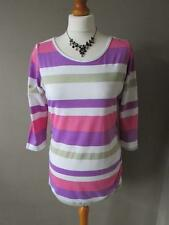 Cotton Blend 3/4 Sleeve Other Maternity Tops