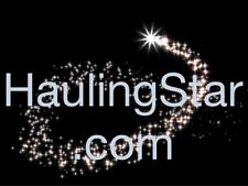 HaulingStar.com - HAULING REMOVAL DELIVERY BUSINESS - .com Website Domain Name
