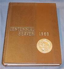 Oregon State University Centennial Beaver Yearbook 1969