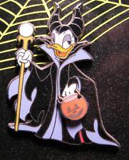 Disney Halloween 2006 - Daisy Duck as Maleficent Treat Magic Wand Pin NEW VHTF