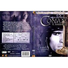 DVD CONAN IL BARBARO 8010312032349