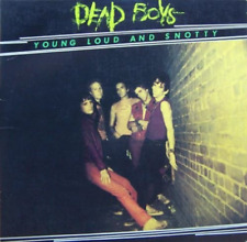 NEW  Dead Boys - Young Loud & Snotty (Mini LP Style Card Case) Punk CD Album*NE