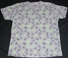 Disney Sparky Frankenweenie Frankenstein's Pet Dog Tim Burton Graphic T-Shirt L