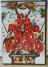 It's a Mad, Mad, Mad, Mad World (DVD 2006) RARE 1963 COMEDY STAR CAST BRAND NEW