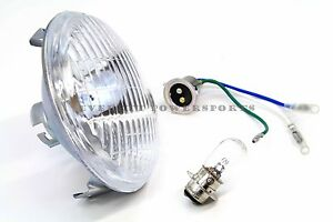 Replaceable Bulb Head Light Assembly 77-83 NC50 PA50 NA50 Express(See Notes)i30b