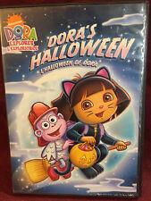 Dora the Explorer - Doras Halloween (DVD, 2009, Canadian)