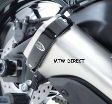 R&g D'échappement peut protecteur pour s'adapter TRIUMPH DAYTONA 675 R (flèche) 2013 > 2014 Modèles