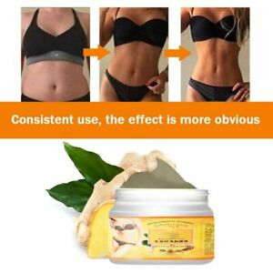 Lose Weight Tightening Skin Care Massage Ginger Body Slimming Cream Weight Loss