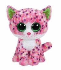 """TY Beanie Babies Boo's Sophie Cat 6"""" Stuffed Collectible Plush Toy NEW"""