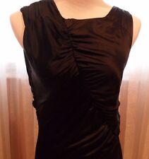MIN.IMAL BLACK FORMAN FULL-LENGTH DRESS, M,PERFECT FOR HOLIDAYS