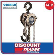 Garrick Mini Chain Block 0.25T 2m - GCB0022
