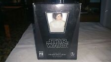 Princess Leia A New Hope Collectible Mini Bust (Star Wars) -- Gentle Giant NEW