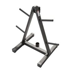 Weider Multi-Use Weight Plate and Barbell Storage Rack