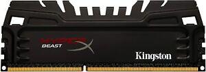 Kingston 16GB(2x8GB) KHX16C9T3K4/32X Beast Black DDR3-1600 XMP Desktop *tested*