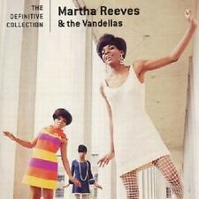 "MARTHA REEVES ""DEFINITIVE COLLECTION (BEST OF)"" CD NEU"