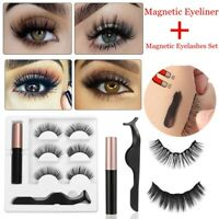 pas de colle nécessaire les faux cils magnétique magnetic eyeliner liquide