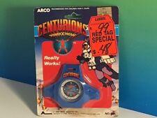 VINTAGE ARCO CENTURIONS POWER XTREME COMPASS MOC ACE MCCLOUD 1986 BLUE ORIGINAL