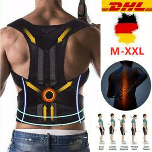 Rückenstabilisator Haltungskorrektur Rückenhalter Geradehalter Rückenbandage DE