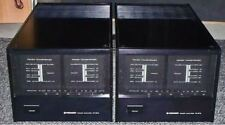 PIONEER M-Z1a Power Amplifier Monoblock Stereo PAIR USED JAPAN 100V exclusive