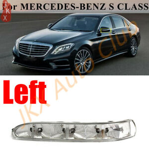 Left Driver Side Mirror Turn Signal Lamp x For Mercedes-Benz CL S Class W220/215