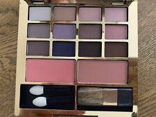 ESTEE LAUDER EYESHADOW AND BLUSHER COMPACT 12 SHADOWS & 2 BLUSHERS WITH BRUSHES