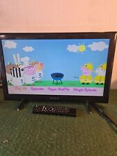 SONY LCD SMART TV KDL-22EX553 22 inch, Netflix, Internet