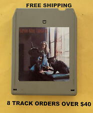 Carole King Tapestry 8 track tape tested