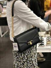 Новый с ценниками Michael Kors Kinsley кожа средний закрылок через плечо сумка через плечо многоцветный