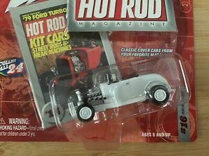 Johnny Lightning White Lightning Hot Rod Magazine 1932 Ford Hi Boy