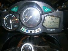 YAMAHA FJR1300 2003  CLOCKS  DASH BOARD REV COUNTER (53880MILES )